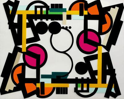 Julien Porisse, 'Square Structure #2', 2018