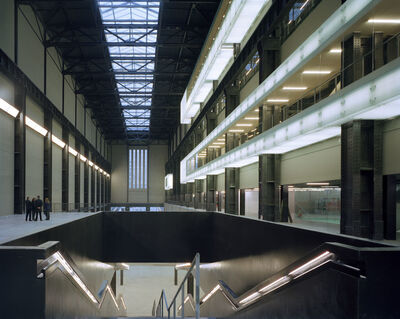 Robert Polidori, 'Interior (Tate Modern)', 2001