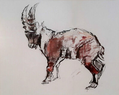Mark Adlington, 'Mountain Goat', 2005