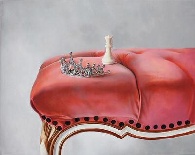YU SHENG-RUEI 余昇叡, 'Coronation of  the White Queen   白后加冕', 2011
