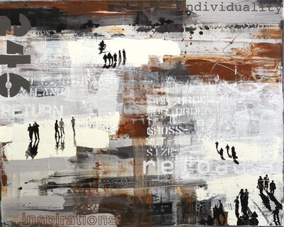 Ralf Bohnenkamp, 'Composition #12', 2014
