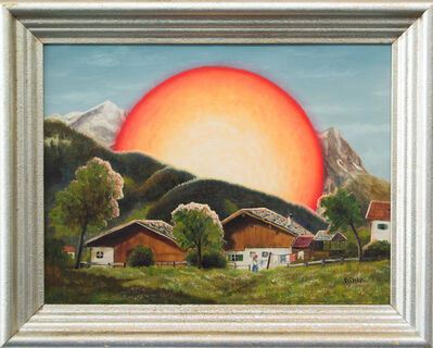 André Schulze, 'Sonne (Sun)', 2020