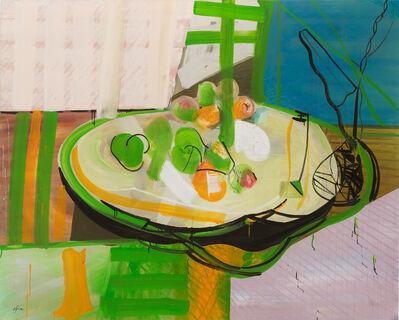 Qwon Sunwang, 'Finding an apple', 2005