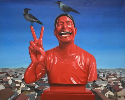 Snehashish Maity, 'Red Politics ', 2009