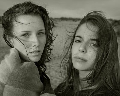 Jock Sturges, 'Sandra and Friend; Montalivet, France, 2013 ', 2013