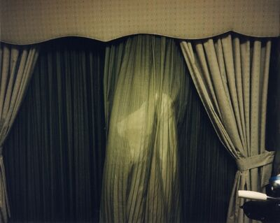 Larry Sultan, 'Mom in Curtains', 1991