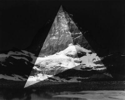 Millee Tibbs, 'Tetrahedron / Matterhorn: The Alpinist', 2018