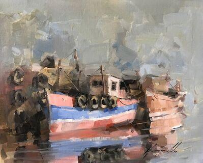 Vahe Yeremyan, 'Tugs', 2017