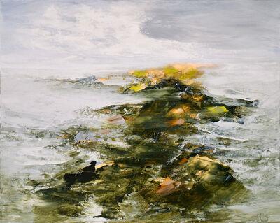 Réal Calder, 'Atlantique nord no. 16', 2019