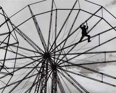 Rodrigo Moya, 'La rueda de la fortuna', 1961