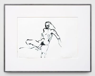 Tracey Emin, 'Breaking moment', 2016