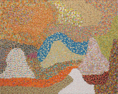 Nelson Leirner, 'Figurativismo abstrato', 2004