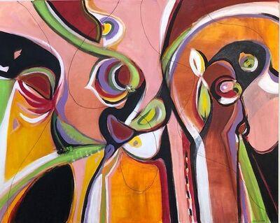 Joan Miller, 'Elegy #1'