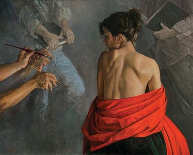 Dario Ortiz, 'Espalda', 2014