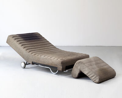 "Joe Colombo, 'Recliner from the ""Living Center"" ', 1970"