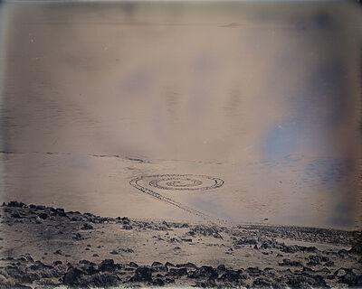 Binh Danh, 'Spiral Jetty, Utah (#2)', 2017