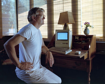 Joel Sternfeld, 'Mark Sanford, Orinda, California, July 1988', 1988