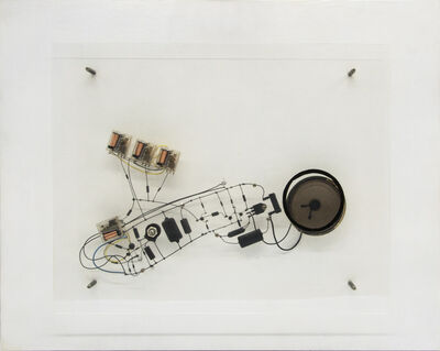 Peter Vogel, 'Senza Titolo', 1972