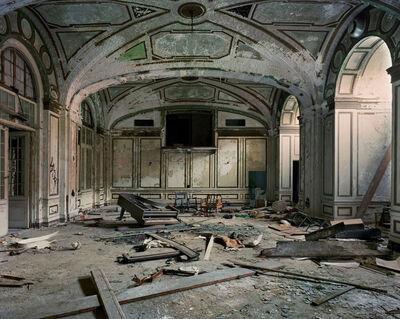Andrew Moore, 'Ballroom, Lee Plaza, Detroit, MI', 2008