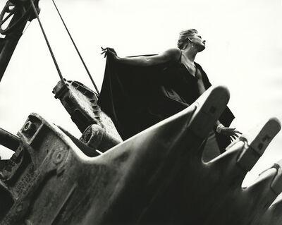Ormond Gigli, 'Girl in the Steam Shovel,  New York City', 1961