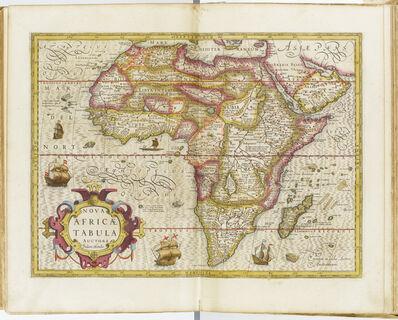 Mercator, '[Atlas] Gerardi Mercatoris Atlas Sive Cosmographiae Meditationes De Fabrica Mundi Et Fabricati Figura. Denuo auctus Editio Quarta Excusum Sub Cane Vigilante', 1619