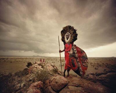 Jimmy Nelson, 'VIII477 Sarbore,Serengeti Tanzania - Maasai,Tanzania', 2010