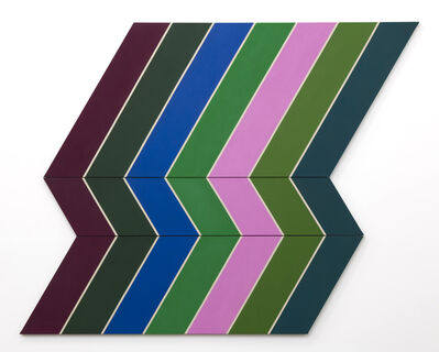 Thomas Downing, 'Swap Series #9 (Triptych)', 1967
