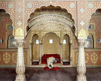 Karen Knorr, 'Waiting for Atman, Junagarh Fort, Bikaner', 2011