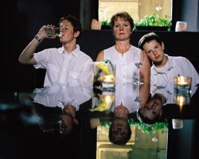 Julie Mack, 'Hotel Lobby, Florence', 2006