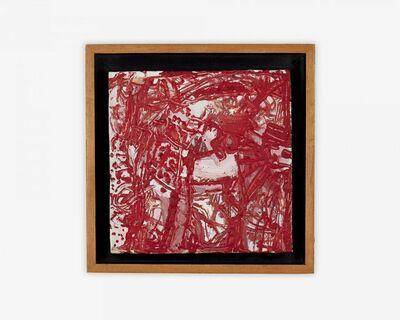 Gilberto Navarro, 'GAN461 Monte Albán #3', 1995