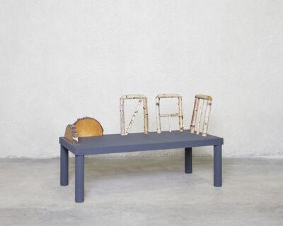 Andrea Branzi, 'Animali Domestici Bench', 1985