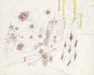 Roberto Matta, 'Éléments de l'Univers', ca. 1948