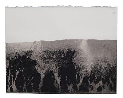 """Teresa Pereda, 'WD 255 """"Water drawing"""" Series', 2017"""