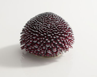 The Haas Brothers, 'Unique, Hand-thrown Urchin Accretion', 2016