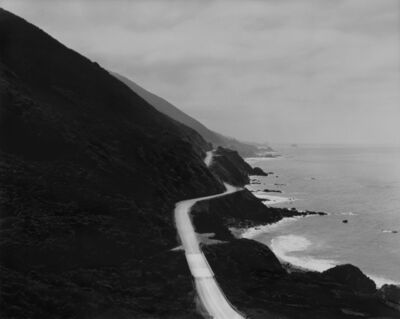 Robert Taylor, 'Big Sur Highway, California Coast', 2014