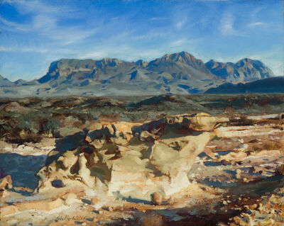 Bob Stuth-Wade, 'Sacred Place', 2015