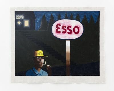 Richard Johansson, 'Esso Vrigstad', 2020