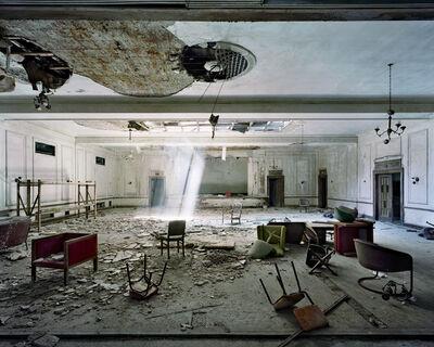 Yves Marchand & Romain Meffre, 'Ballroom, American Hotel', 2007