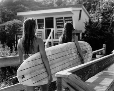 Michael Dweck, 'Brittany and Julia, Montauk', 2011
