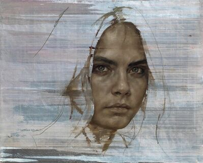Jonathan Yeo, 'Cara Study VIII', 2015
