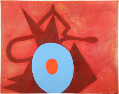Thomas Nozkowski, 'Untitled (6-31)', 1987