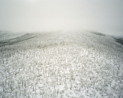 Eamon Mac Mahon, 'Burnt Hill, Yukon', 2009