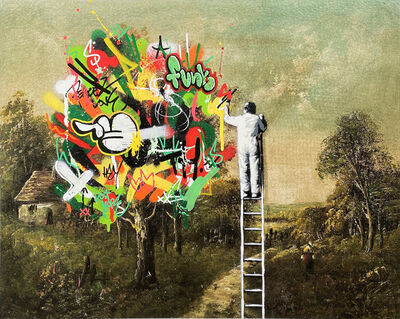 Martin Whatson, 'High Up ', 2018