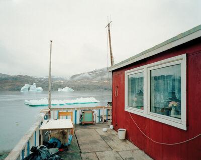 """Olaf Otto Becker, 'Tasiussaq 3, 07/2006 73°22'09"""" N, 56° 04'56"""" W', 2006"""