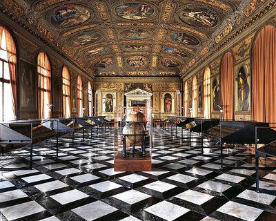 Massimo Listri, 'Biblioteca Nacionale Marciana III, Venice, Italy | World Libraries', 2018