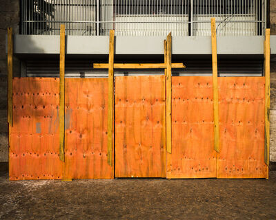 Pedro Victor Brandão, 'Sem título #18 - da série Mitigação sem impacto (Convite à pintura) [Untitled #18 - from the series Mitigation without impact (Invitation to painting) ', 2013