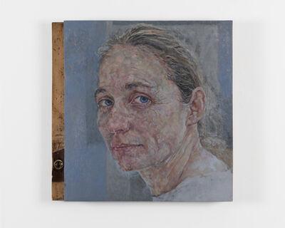 Freya Payne, 'Mid-stream [walking with my grandmother]', 2019