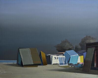Ulf Puder, 'Stadtlandschaft', 2020