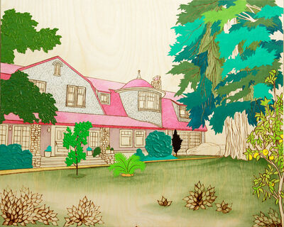 Elizabeth Gahan, 'The Neighborhood #5', none