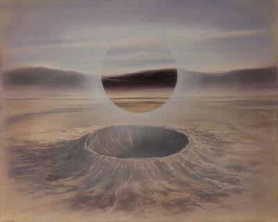 Edouard Wolton, 'Cratère', 2015